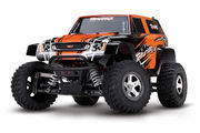 Traxxas Telluride1/10 Scale Extreme Terrain 4X4 Trail Rig Ready To Run 2.4GHz - Orange