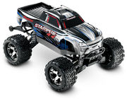 Traxxas Stampede 4X4 VXL With TSM - Silver
