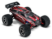 Traxxas 1:16 4WD VXL E-Revo TSM - RTR Monster - Red