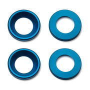 Team Associated RC8B3 Engine Mount Washers (4)