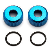 Team Associated RC8B3 Shock Body Seal Retainers (2)