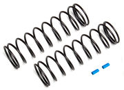 Team Associated Rear Springs - Blue - 4.3 lb/in (in kit) (2)