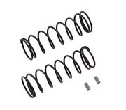 Team Associated Front Springs V2 - Gray - 5.3 lb - L70 - 9.0T - 1.6D