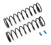 Team Associated Rear Springs V2 - Blue - 4.3 lb/in L86 10.5T 1.6D (2)