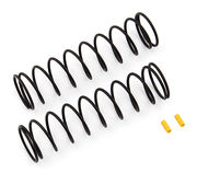 Team Associated Rear Springs V2 - Yellow - 4.4 lb/in L86 10.25T 1.6D (2)