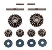 Team Associated RC8B3.1 Differential Gear Set, HTC