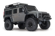 Traxxas TRX-4 Scale Crawler Land Rover Defender D110 RTR W/o Battery & Charger