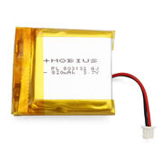 Mobius Upgraded Battery 3.7V 820mAh