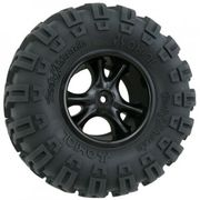 RPM Black Clawz Rock Crawler Wheels - Narrow Wheelbase