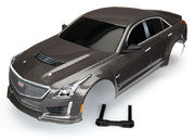 Traxxas Body Cadillac CTS-V Painted - Silver