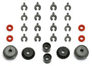Team Associated 13mm Shock Cartridge Set For SC10 4x4 (2)