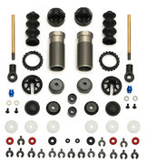 Team Associated Factory Team 13mm Front Shock Set For SC10 (2)