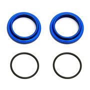 Team Associated 12mm Threaded Collar With O-ring (2)