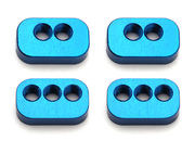 Team Associated Rear Hub Link Nut (4) (B5/B5M)