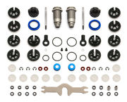 Team Associated 12x23B/21S V2 Shock Kit (B5, B5M front) (2) (B5/B5M)