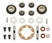Team Associated Gear Diff Rebuild Kit For SC10