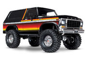 Traxxas TRX-4 Ford Bronco Scale & Trail Crawler RTR W/o Battery & Charger