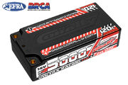 Team Corally Voltax 120C LiPo HV Battery 5000 mAh 7.6V Shorty 2S 4mm Bullit