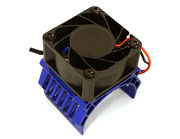 Integy 42mm Motor Heatsink 40 x 40mm Cooling Fan 17k rpm For E-Maxx