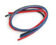 CORE RC Silicone Wire 12g - Red/Black/Blue 3x50cm