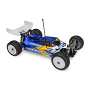"JConcepts B44.3 ""Silencer"" Illuzion Body w/6.5"" Hi-Clearance Wing"