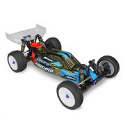 "JConcepts B5M ""Warrior"" Body w/6.5"" Finnisher Wing (Clear)"