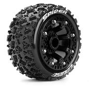 "Louise Tire & Wheel ST-SPIDER 2,2"" Black Soft (2)"