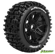 Louise Tires & Wheels B-PIONEER LS Buggy Front (24mm Hex) (2)