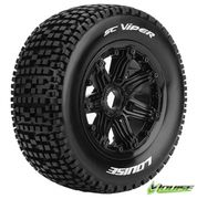 Louise Tires & Wheels SC-VIPER LS Short Course (24mm Hex) (2)