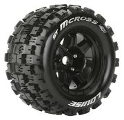 "Louise Tires & Wheels ST-MCROSS 3,8"" Black MFT 1/2-Offset (2)"
