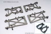 MCD Optional F/R Wishbone Alloy Set Complete