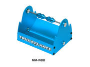 Muchmore Multi Wheel Balancer for Buggy, Touring, 1/12 Blue