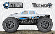 Tekno MT410 1/10th Electric 4×4 Pro Monster Truck Kit