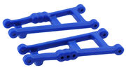 RPM Traxxas Electric Stampede 2wd & Electric Rustler Rear A-arms - Blue