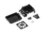 Hobbywing Replacement Case Set - for XR10 160A G2 ESC (Black)