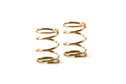 Xray Spring 4.25 Coils 3.6x6x0.4mm - C=1.5 - Gold (Soft) (2)