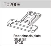 TeamC Rear Chassis Plate
