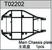 TeamC TR02C Chassis - Stick Pack Version