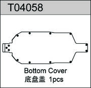 TeamC Chassis Cover