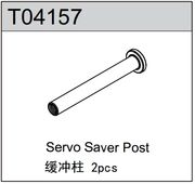 TeamC Servo Saver Post (2) TM4