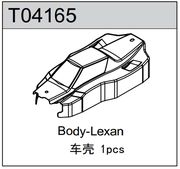 TeamC Lexan Body TM4