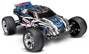 Traxxas Rustler 2WD 1/10 RTR TQ - w/o Battery & Charger
