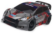 Traxxas Ford Fiesta ST Rally 1/10 4WD RTR TQ w/o Battery & Charger