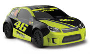 LaTrax Rally 1/18 4WD RTR Rally Racer 2.4GHz - Valentino Rossi (VR46) Edition