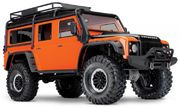 Traxxas TRX-4 1/10 Scale And Trail Crawler Land Rover Defender - Adventure Limited Edition Orange