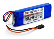 Vapex Receiver Battery Li-Fe 6,6V 1600mAh Flat