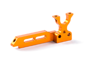 Xray T4 -17 Alu Motor Mount - Orange