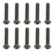 Team Associated M3 x 16mm BHC Screw (10)