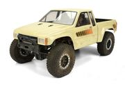 TeamC PickUp Truck Crawler Body 1:10 - Clear