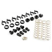 FTX Outback Spring Set & Nylon Parts (4)